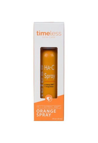Timeless Skin Care Timeless Skin Care Hyaluronic Acid Matrixyl 3000 with Orange Spray 120ml 9C513BE397A838GS_1
