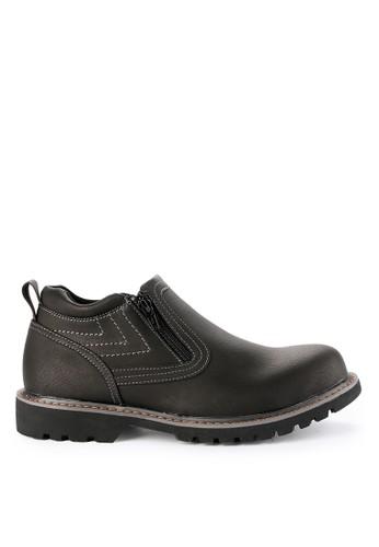 Rocklander black and multi Rocklander Boots RO753SH0VG4IID_1