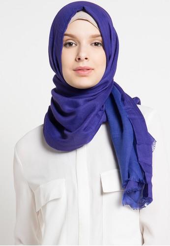 SHALIMAR blue Pashmina 2 In 1 Style SH713AA50ASFID_1