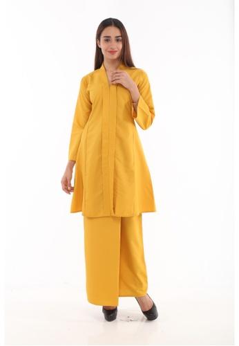 Amar Amran yellow Kebarung Sarimah EA114AA886761BGS_1