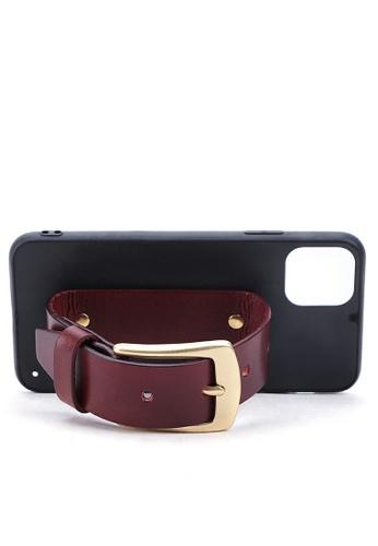 Twenty Eight Shoes Vintage Leather Belt iPhone Case QYE094 6C735AC9D11EF9GS_1