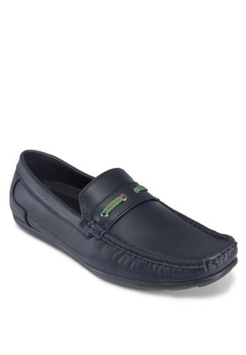 穿孔esprit 請人繫帶仿皮樂福鞋, 鞋, 鞋