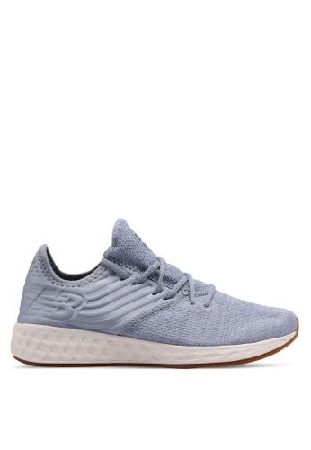 New Balance grey CRUZ Deconstructed Future Sport Shoes 9AF34SH2AFDBF3GS_1