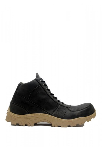 Cut Engineer black Cut Engineer Safety Boots Tactical Iron Breakers Black 1849BSH7BEDD05GS_1