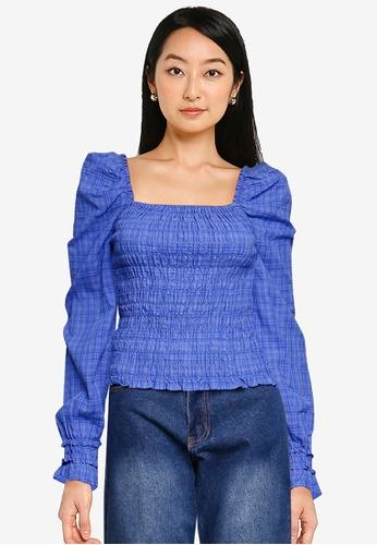 Vero Moda blue Doro Top 30442AA620305BGS_1