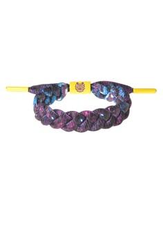Cosmic Ray Shoelace Bracelet
