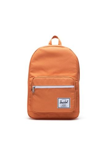 Herschel orange Herschel Pop Quiz Backpack Papaya - 22L C05DAAC6482337GS_1