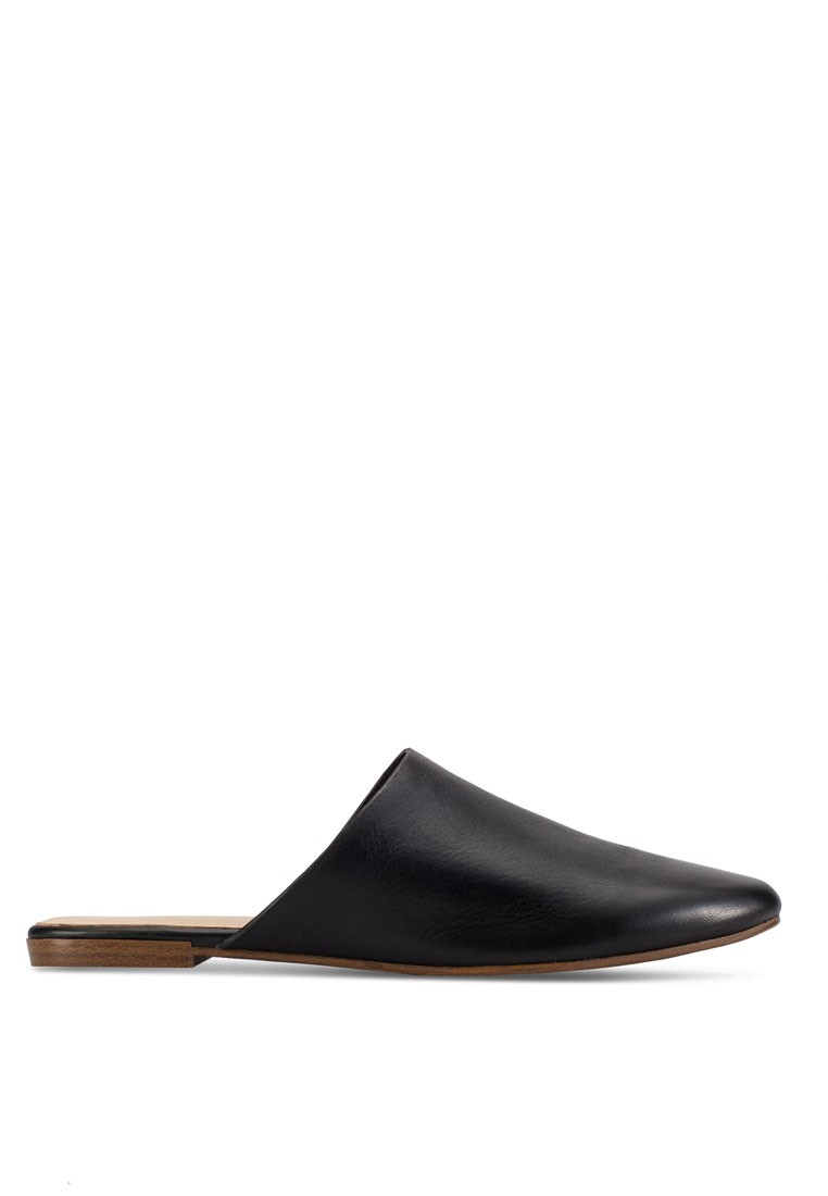 Cln shoes sandals philippines - Aldo Black Adeinia Slip On Mules Al087sh07azwph_1