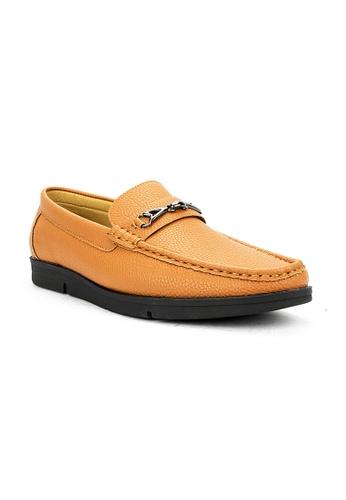 Mario D' boro Runway brown MS 39063-Tan-Casual Shoes 83ACCSHFE306DAGS_1
