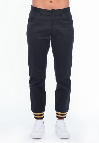 Alpha Style black Ackerley Jogger Pants AL461AA0FVCKSG_1