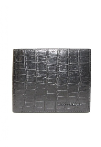 Mc Jim black Montegani Billfold Wallet 893EAACFB6253AGS_1