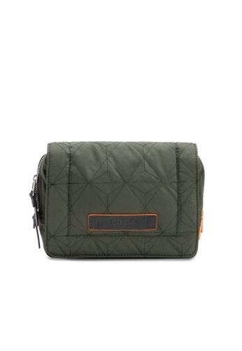 Timbuk2 green Timbuk2 Convertible Belt Bag Army OS D715BAC3B41632GS_1
