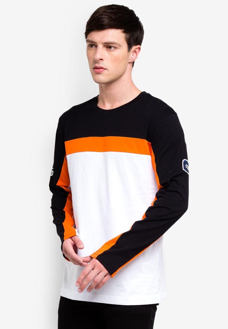 Black Topman Shirt Black T 'Downtown' tzUpxnrt