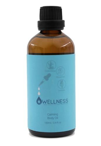 Owellness Calming (Headache Relief) Body Oil 89CF8ES1B9C88CGS_1