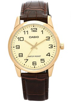 Analog Watch MTP-V001GL-9B