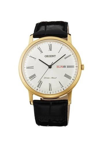 Orient black Orient Men Classic ORFUG1R007W D595BACB6CC38EGS_1