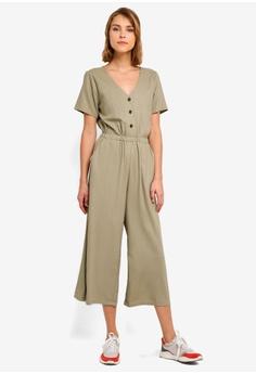 1ad905633b 38% OFF Cotton On Woven Iris Jumpsuit S$ 44.99 NOW S$ 27.90 Sizes XS S M L  XL