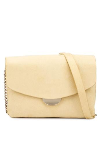 H&M yellow Small Shoulder Bag 4FE61AC6E04A94GS_1