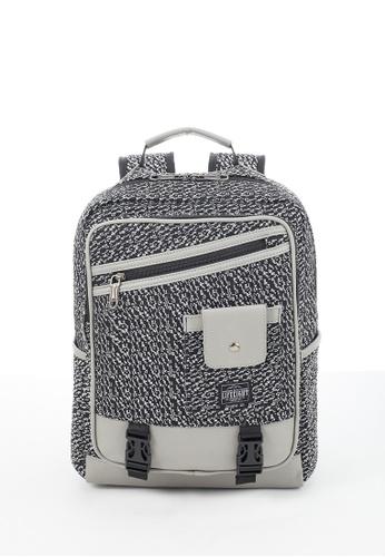 Life8 white Sport Large Capacity Storage Casual Backpack-06370-White LI248AC2UWBQHK_1