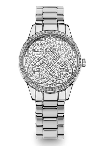Daisy Dixon Watch silver Lily #28 Ladies Watch 1DCB9ACE016C63GS_1