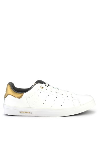 Ardiles white and multi Men Harbour Sneakers Shoes 3736FSH514D691GS_1
