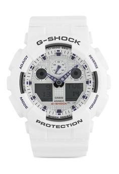 Image of G-Shock Ga-100A-7A