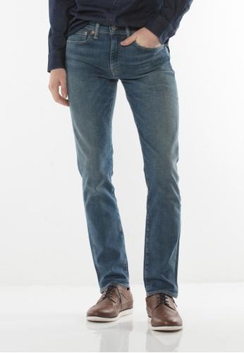 a8d46daf6fe Buy Levi s Levis® 511™ Slim Fit Jeans Online on ZALORA Singapore