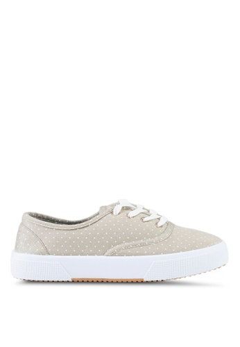 Rubi brown Ellis Plimsolls Sneakers D7D4FSH7C6C38BGS_1