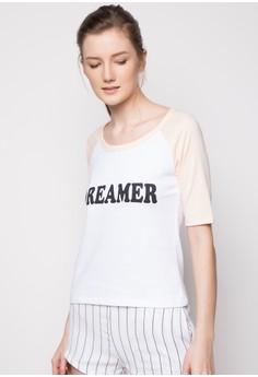 Dream Raglan Sleeve Top
