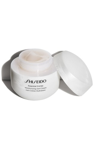 Shiseido white Shiseido Essential Energy Day and Night Moisturizing Gel Cream 50mL 0F7B3BE710D31EGS_1