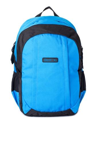 Hawk blue Hawk Backpack HA267AC0IQQ2PH_1