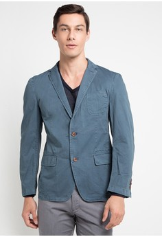 Andrew Smith blue Smart Casual Blazer 6BED4AA4AECD80GS_1
