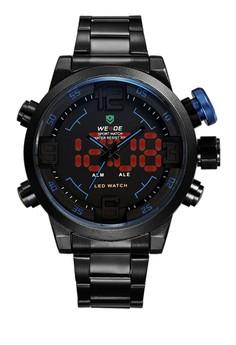 Analog LED Watch WH2309B-4C