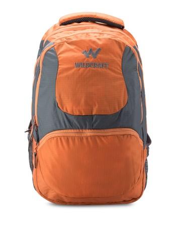 Zikhar 雙色後背包,zalora時尚購物網評價 包, 旅行背包