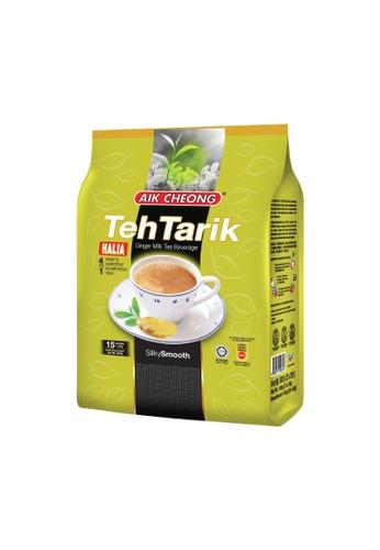 AIK CHEONG AIK CHEONG Teh Tarik 4in1 600g (40g x 15 sachets) - Halia 17F7EES06B522CGS_1