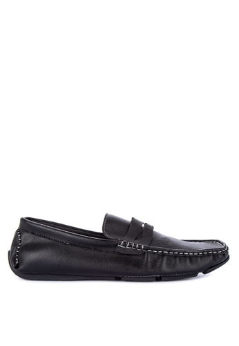 Mendrez black Seth Loafers 54B9DSHC8A065FGS_1