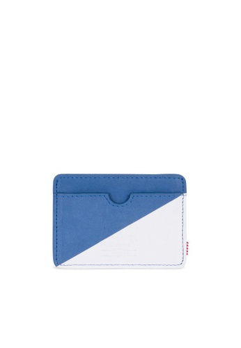 Herschel blue Charlie Leather 6C5C9ACAA77C5DGS_1