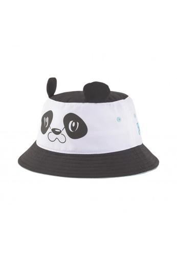 PUMA white Animal Youth Bucket Hat Unisex Headwear Kids 4EE1EKC57A519BGS_1