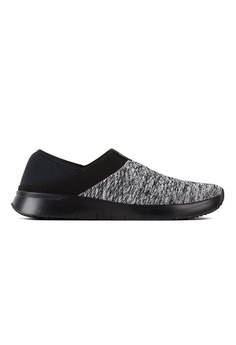 986d3f5054bca FitFlop black Fitflop Artknit Sneaker (Black Mix) 37FE3SH3488399GS 1