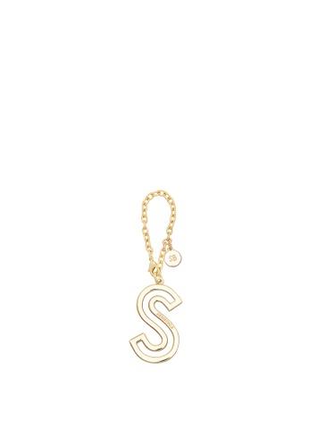 SEMBONIA gold SEMBONIA Bag Charm 5D07AAC63AFF60GS_1