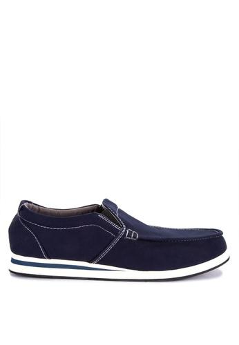 Italianos blue Bud Slip-Ons 2FEA5SHEDB5F7BGS_1