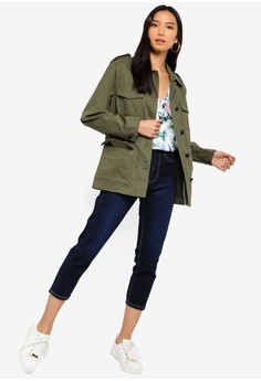 4dcb0416bde0 13% OFF Banana Republic Classic Utility Jacket S  177.90 NOW S  154.90  Sizes S M L