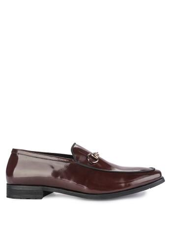 Andre Valentino red Men Shoes 30251Za 3AC3ESHDD83D5FGS_1