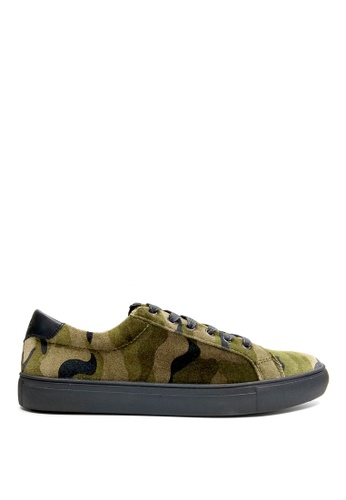 Kenneth Cole New York multi ROAD SNEAKER B - Casual Lace-Up Sneaker 1F029SH9D3C05CGS_1