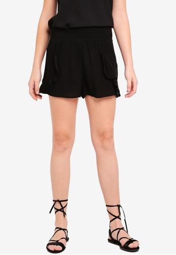 Cotton On black Ellie Shorts 3B228AAEE46781GS_1
