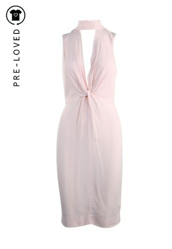 Bec & Bridge pink Pre-Loved bec + bridge Pastel Pink Dress 1516EAADEC402BGS_1