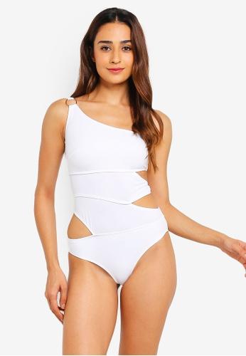 Bluebella white Samar Swimsuit C606AUS2094A2CGS_1