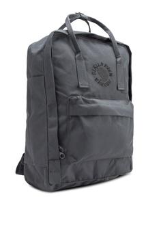 a42d39bf0315 Fjallraven Kanken Slate Re-Kanken Backpack S  139.00. Sizes One Size