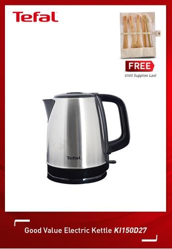Tefal silver Good Value Electric Kettle F075AHL8663EBFGS_1