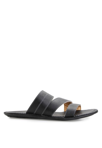MARC & STUART Shoes black Sandal Nerio 1 MA456SH0UOR5ID_1